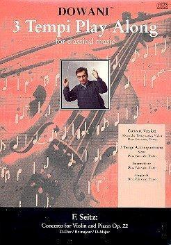 Concerto for Violin and Piano Op. 22 in D-Major