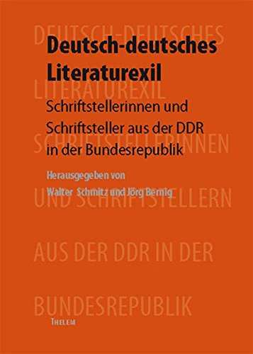 Deutsch-deutsches Literaturexil