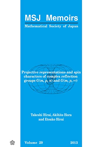 Projective Representations And Spin Characters Of Complex Reflection Groups G(m,p,n) And G(m,p, )
