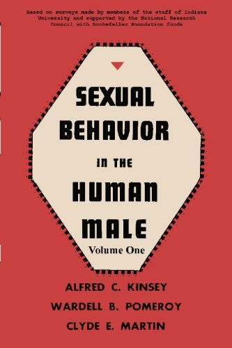 Sexual Behavior in the Human Male, Volume 1