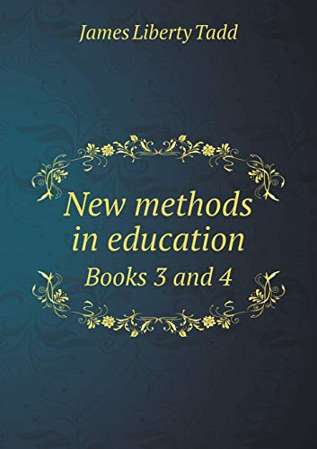 New Methods in Education Books 3 and 4