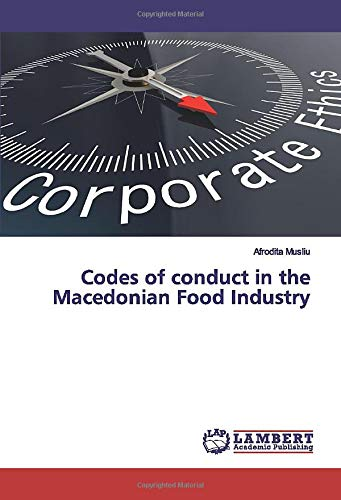 Codes of conduct in the Macedonian Food Industry