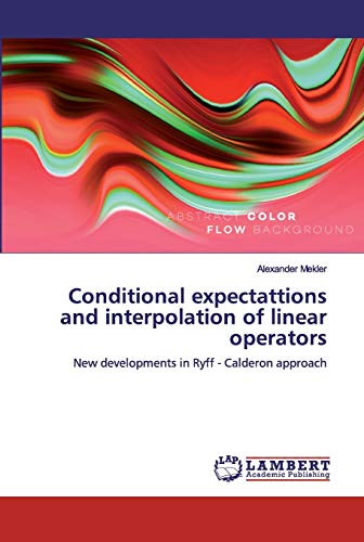 Conditional expectattions and interpolation of linear operators