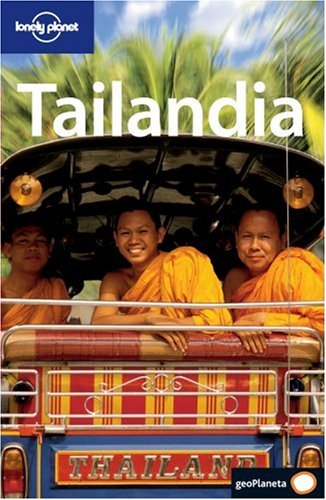 Lonely Planet Tailandia