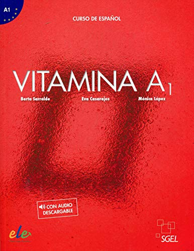 Vitamina A1 : Student Book with coded access to digital version for 1 year