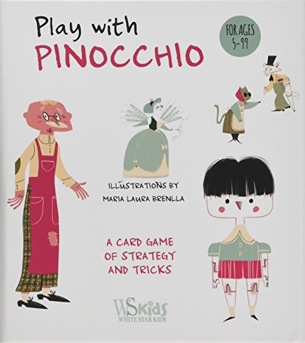 Play with Pinocchio: A Card Game of Strategy and Tricky