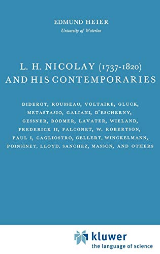 L.H. Nicolay (1737-1820) and his Contemporaries