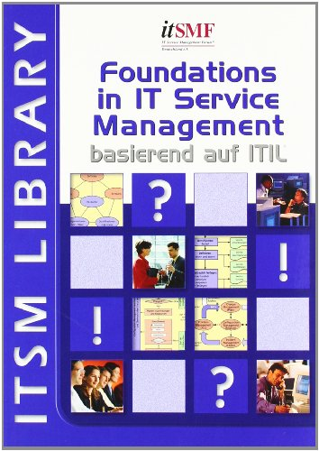 Foundations in IT Service Management
