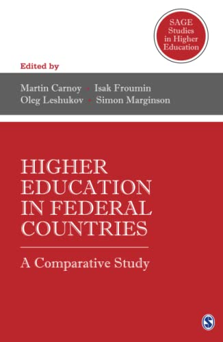 Higher Education in Federal Countries