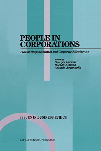People in Corporations