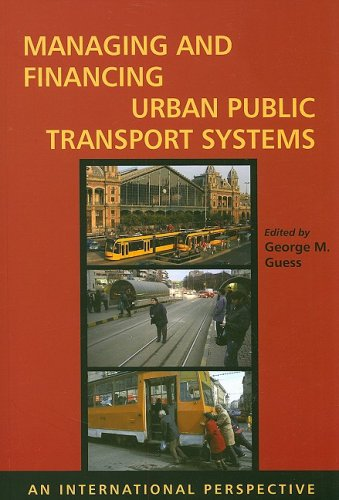 Managing and Financing Urban Public Transport Systems