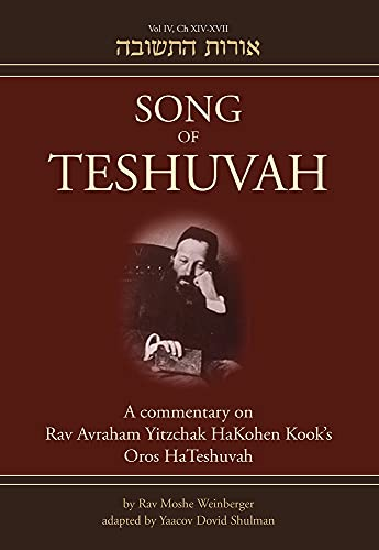 Song of Teshuvah: Book Four
