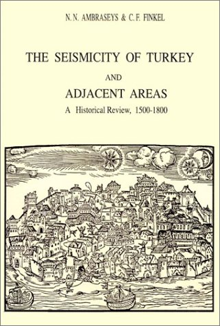 The Seismicity of Turkey and Adjacent Areas