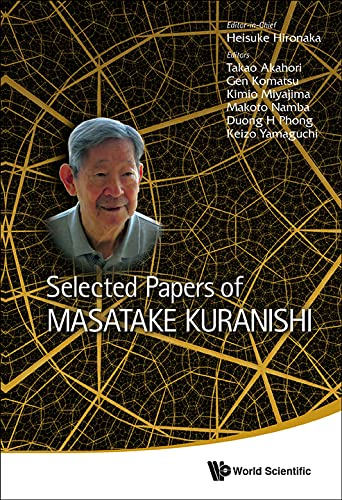 Selected Papers Of Masatake Kuranishi