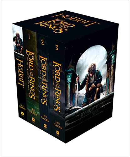 Download The Hobbit and The Lord of the Rings : Boxed Set ...