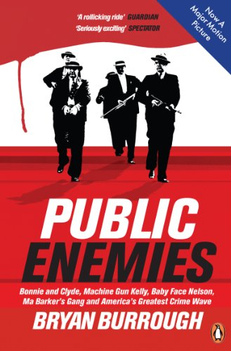 Public Enemies [Film Tie-in] : The True Story of America's Greatest Crime Wave