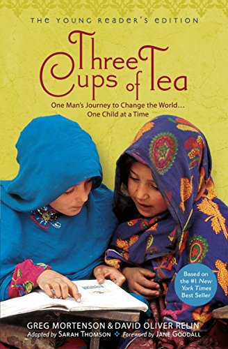 Three Cups of Tea : Young reader\'s edition