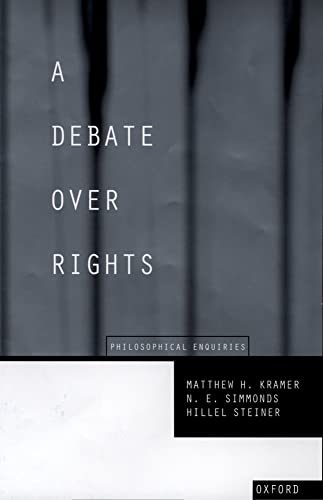 A Debate Over Rights : Philosophical Enquiries