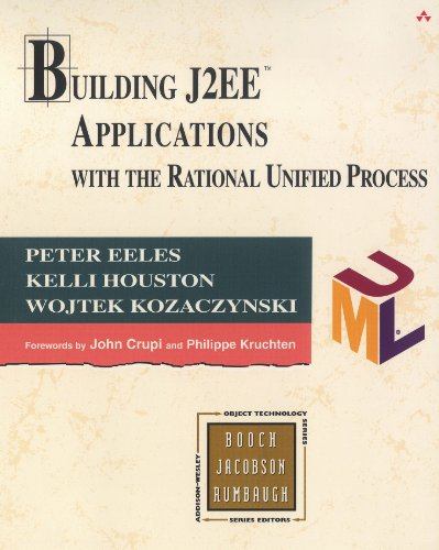 Building J2EE (TM) Applications with the Rational Unified Process
