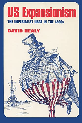 US Expansionism : The Imperialist Urge in the 1890s