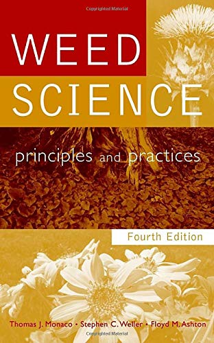Weed Science : Principles and Practices
