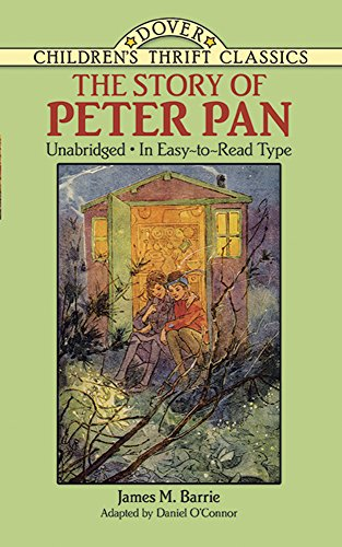 Story of Peter Pan: Unabridged in Easy To Read Type