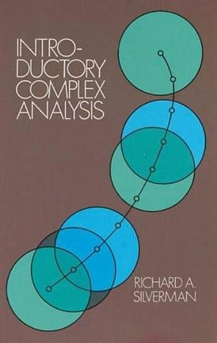 Introductory Complex Analysis