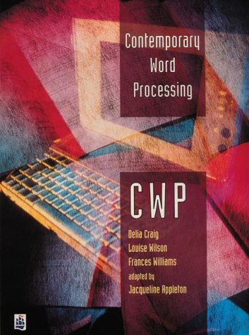 Contemporary Word Processing