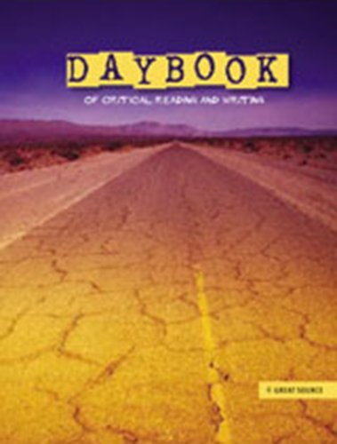 Great Source Daybooks : Teacher Edition Grade 6 2007