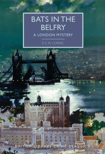 Bats in the Belfry : A London Mystery