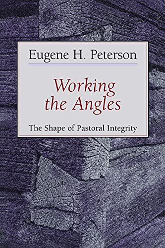 Working the Angles : The Shape of Pastoral Integrity