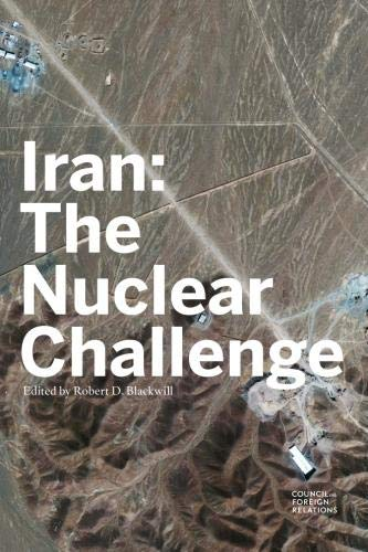 Iran : The Nuclear Challenge