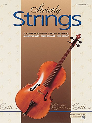 Strictly Strings, Bk 2 : Cello