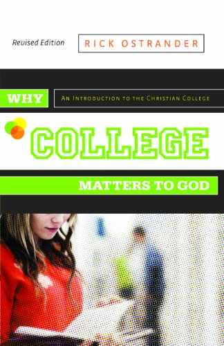 Why College Matters to God
