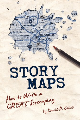 Story Maps : How to Write a Great Screenplay