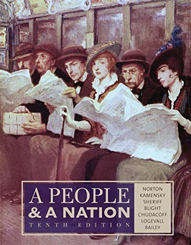A People and a Nation : A History of the United States