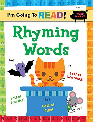 I'm Going to Read (R) Workbook: Rhyming Words