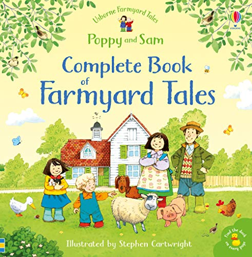 Complete Book of Farmyard Tales - 40th Anniversary Edition