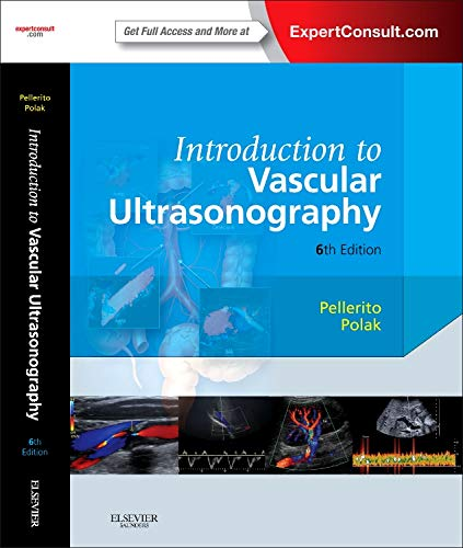 Introduction to Vascular Ultrasonography : Expert Consult - Online and Print