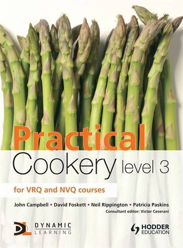 Practical Cookery: Level 3