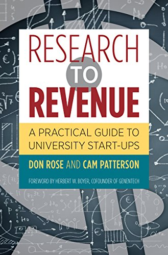 Research to Revenue : A Practical Guide to University Start-Ups