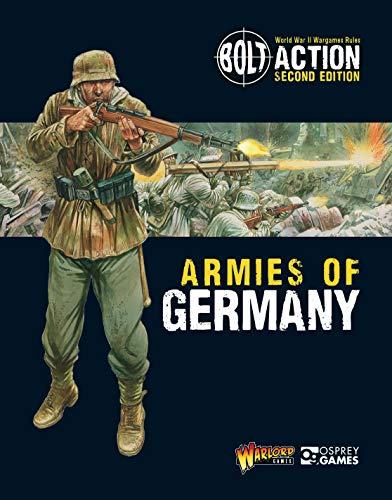 Bolt Action: Armies of Germany : 2nd Edition