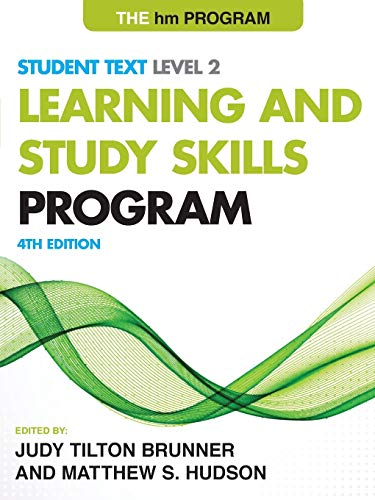 The HM Learning and Study Skills Program : Level 2: Student Text