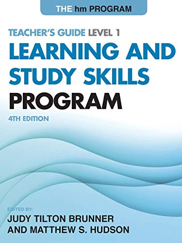 The hm Learning and Study Skills Program : Teacher's Guide Level 1