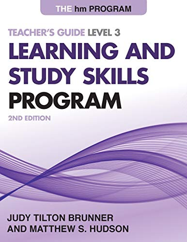 The HM Learning and Study Skills Program : Teacher's Guide Level 3