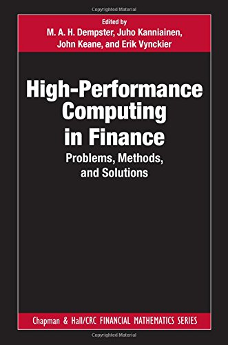 High-Performance Computing in Finance : Problems, Methods, and Solutions