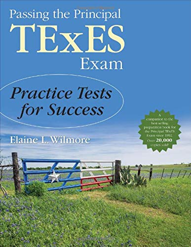 Passing the Principal TExES Exam : Practice Tests for Success