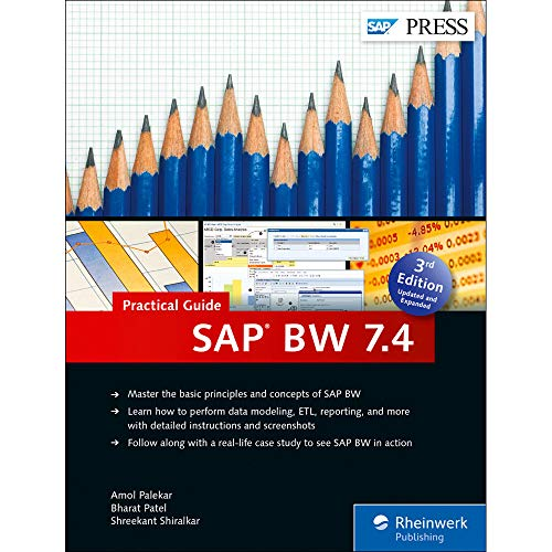 SAP BW 7.4 - Practical Guide