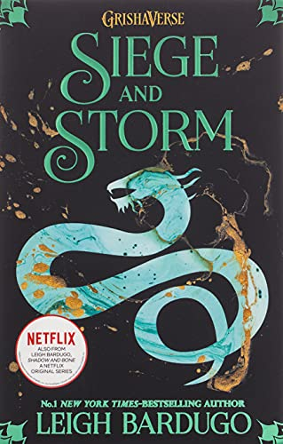 Shadow and Bone: Siege and Storm : Book 2