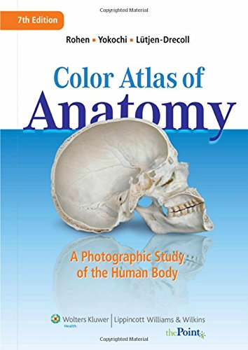 Color Atlas of Anatomy : A Photographic Study of the Human Body